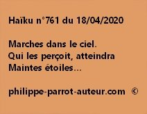 Haïku n°761 180420 g