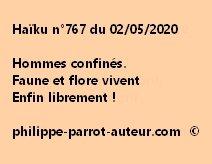 Haïku n°767 020520