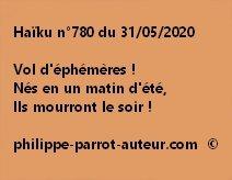 Haïku n°780 310520