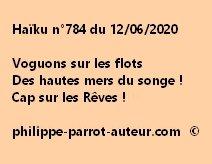 Haïku n°784 120620