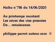 Haïku n°786 140620