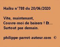 Haïku n°788 200620