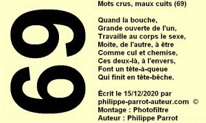 Mots crus, maux cuits 69
