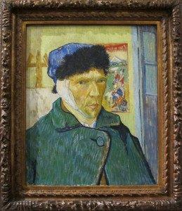 432 - L'oreille de Van Gogh