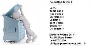 Poubelle-à-textes 2