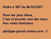 Haïku n°887 060321