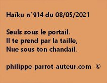 Haïku n°914 080521