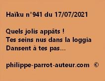 Haïku n°941 170721