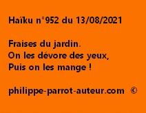 Haïku n°952 130821 ab