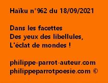 Haïku n°962 180921