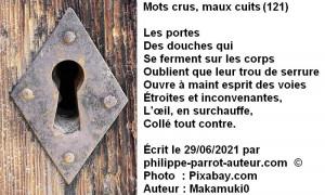 Mots crus, maux cuits 121 a