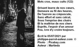 Mots crus, maux cuits 122
