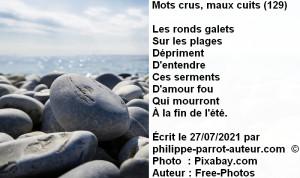 Mots crus, maux cuits 129
